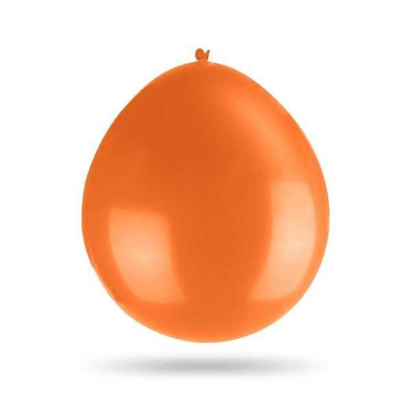 30cm Balloons CA107102 Orange