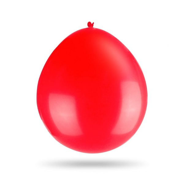 30cm Balloons CA107102 Red