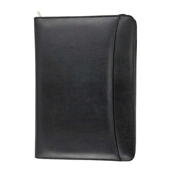 A4 Compendium 427BK Black Front