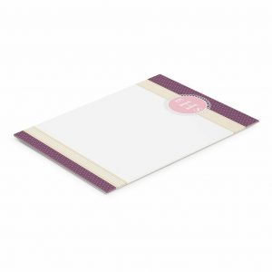 A4 Note Pad 111765 White Full Colour Branding