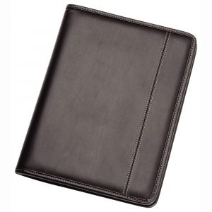 A4 Pad Cover 9174BK Black Front