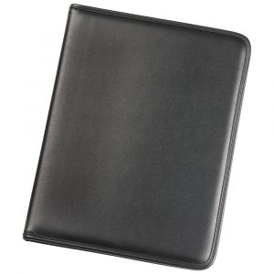 A4 Pad Cover 9202BK Black Front
