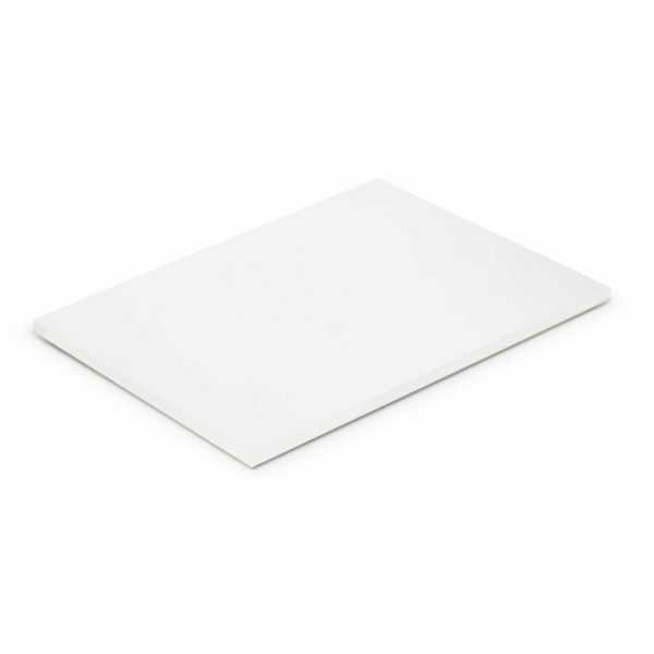 A5 Note Pad 115824 White with No Branding