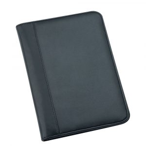 A5 Pad Cover 9165BK Black Front