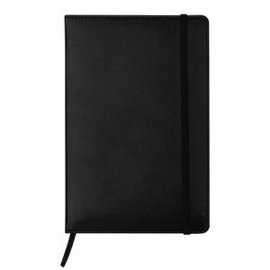 A5 Scriptura JournalBook CASC1011BK Black