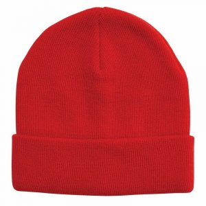 Acrylic Beanies 4229 Red