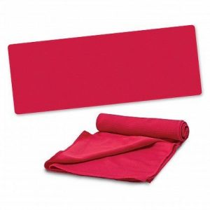 Active Cooling Sports Towel CA112971 Red