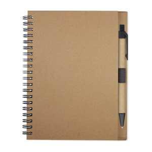 Allegro Notebook 108400 Brown