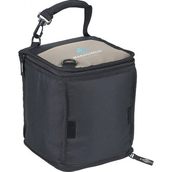 Arctic Zone Lunch Cooler Box AZ1011BK Black Tan