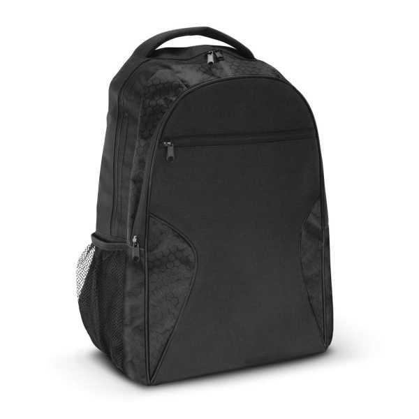 Artemis Laptop Backpack Black