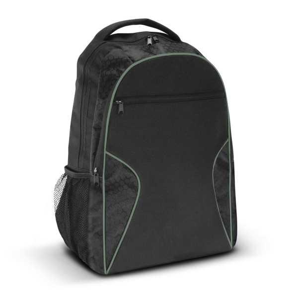 Artemis Laptop Backpack Green