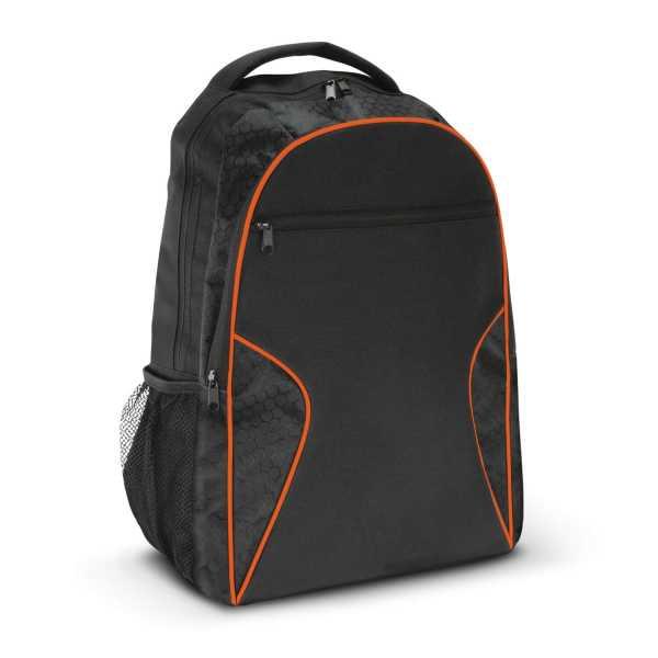 Artemis Laptop Backpack Orange
