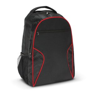 Artemis Laptop Backpack Red
