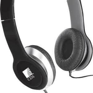 Atlas Headphones CA7707BK Black