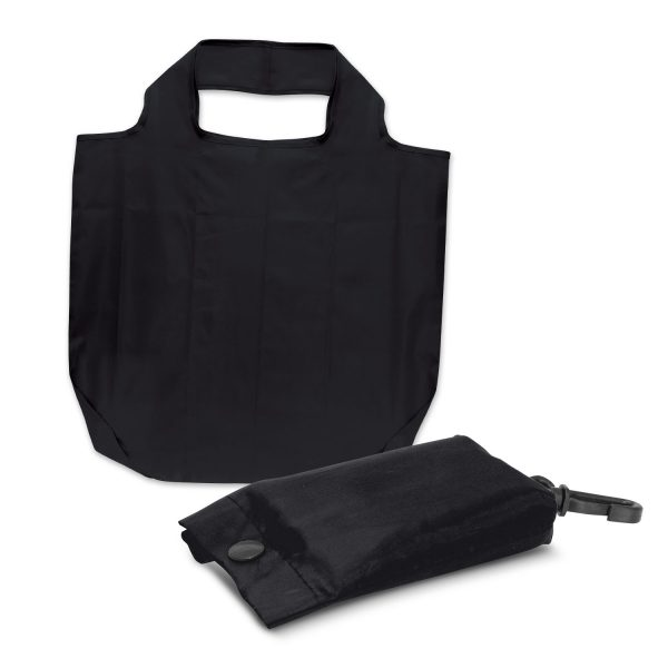 Atom Fold Away Bag 114319 Black