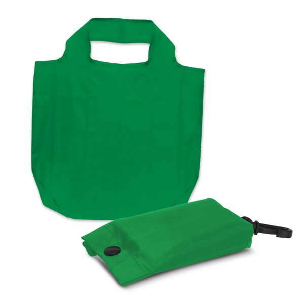 Atom Fold Away Bag 114319 Dark Green