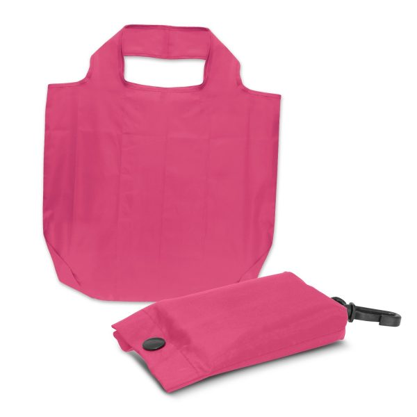 Atom Fold Away Bag 114319 Pink