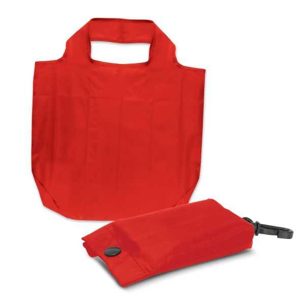 Atom Fold Away Bag 114319 Red