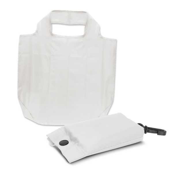 Atom Fold Away Bag 114319 White