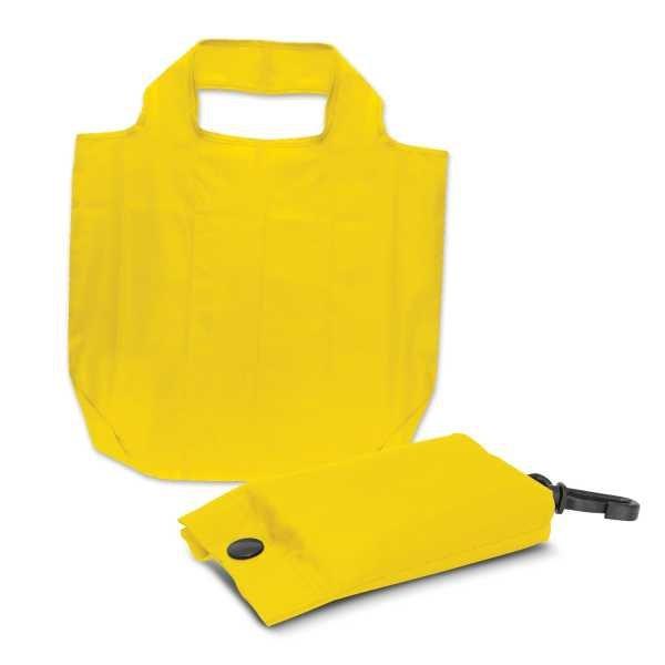 Atom Fold Away Bag 114319 Yellow