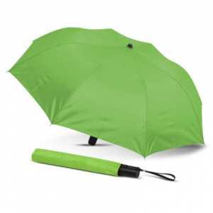 Avon Compact Umbrella CA107940 Green Side View