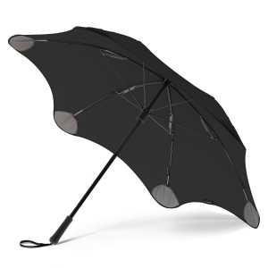 BLUNT Coupe Umbrella CA118436 Black Open Side View
