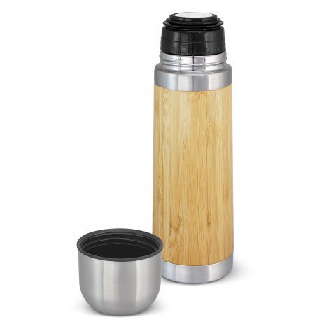 Bamboo Flask CA200296 Natural