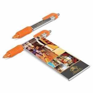 Banner Pen CA101638 Orange Branded