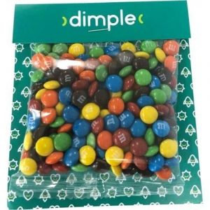 Billboard with Candy 50g MM Bag CACC084D50 Various Colours