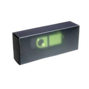 Black Slider Gift Box for USB Flash Drives USBBOX4 AUBK