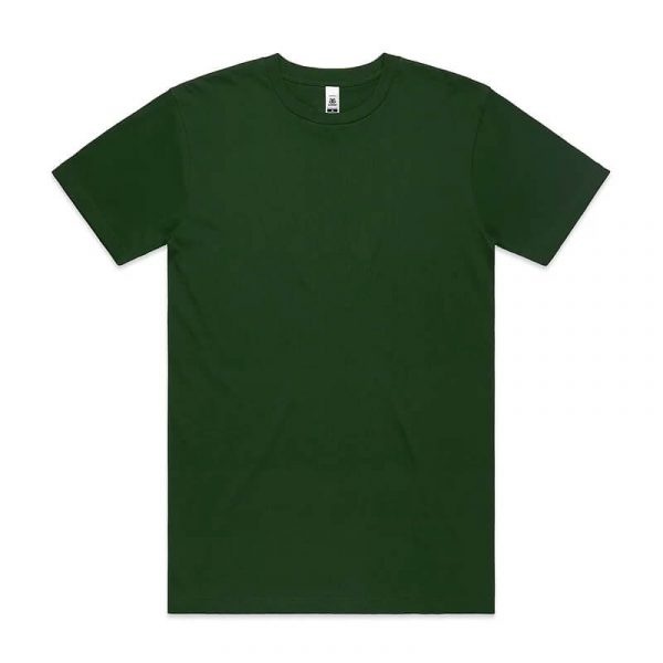 Block T Shirts Unisex 5050 Green