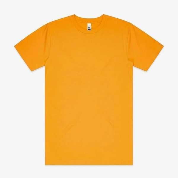 Block T Shirts Unisex 5050 Yellow