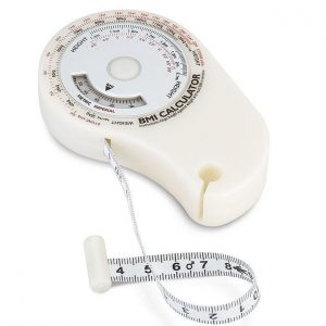Body Tape Measure 1375WH White