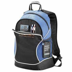 Boomerang Backpack 5146RD Blue