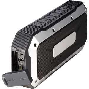Boulder Waterproof Outdoor Bluetooth Speaker 7691BK Black