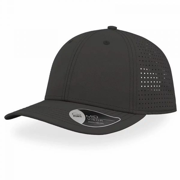Breezy Caps A1200 Charcoal