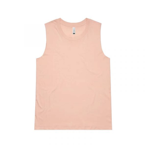 Brooklyn Tank Tops Womans 4043 Pink
