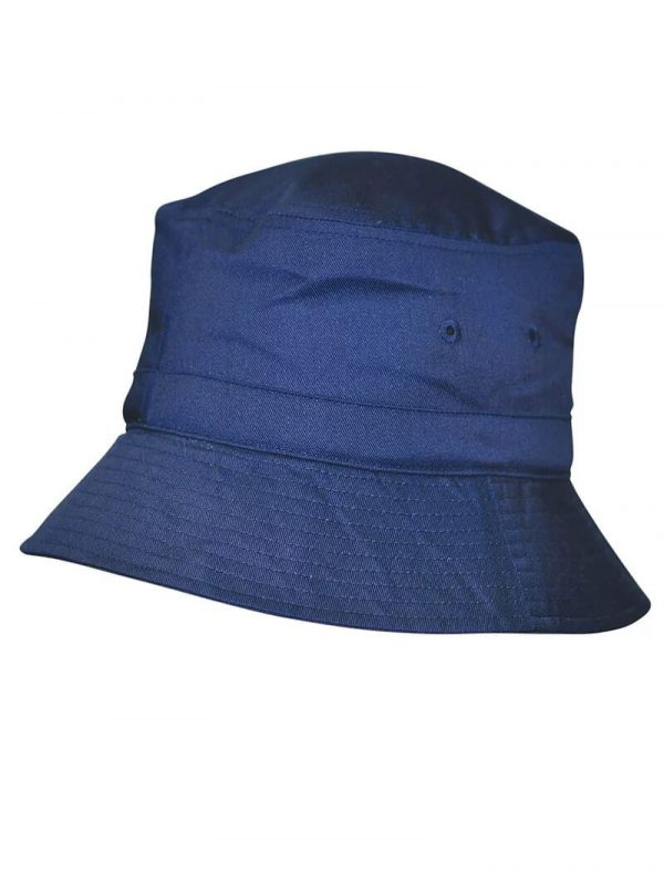 Bucket Hat With Toggle H1033 Demin