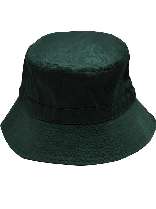 Bucket Hat With Toggle H1033 Green