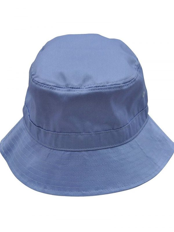 Bucket Hat With Toggle H1033 Light Blue