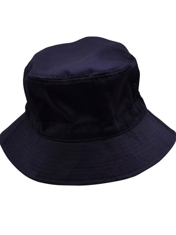 Bucket Hat With Toggle H1033 Navy