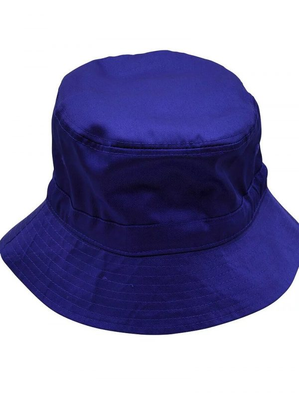 Bucket Hat With Toggle H1033 Royal Blue