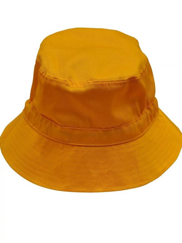 Bucket Hat With Toggle H1033 Yellow