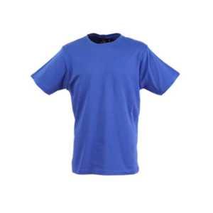 Budget T Shirts Unisex TS20 Blue