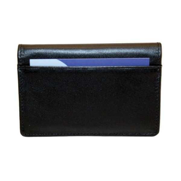Business Card Holder 972BK Black