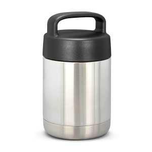 Caldera Vacuum Flask 113780 Silver Black