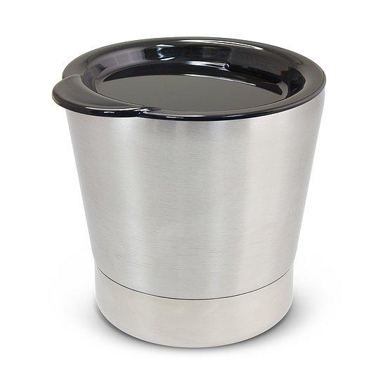 Calib Vacuum Reusable Coffee Cup 116215 Silver