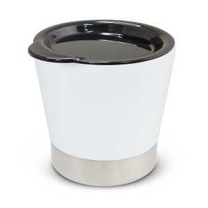 Calib Vacuum Reusable Coffee Cup 116215 White