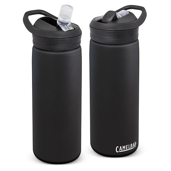 CamelBak® Eddy Vacuum Bottle 600ml 118579 Black