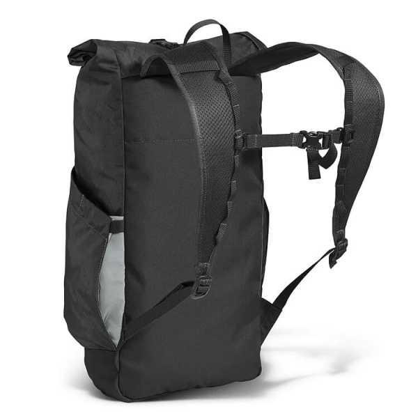 CamelBak® Pivot Roll Top Backpack 118647 Black Back